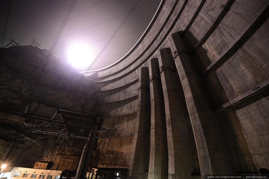 475 Чиркейская ГЭС   самая высокая арочная плотина в России