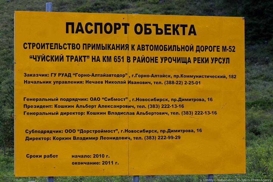 4817 Алтай: Дорога к пчелам за 4 млрд рублей