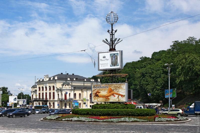 5122 Что изменилось в Киеве за последние 100 лет