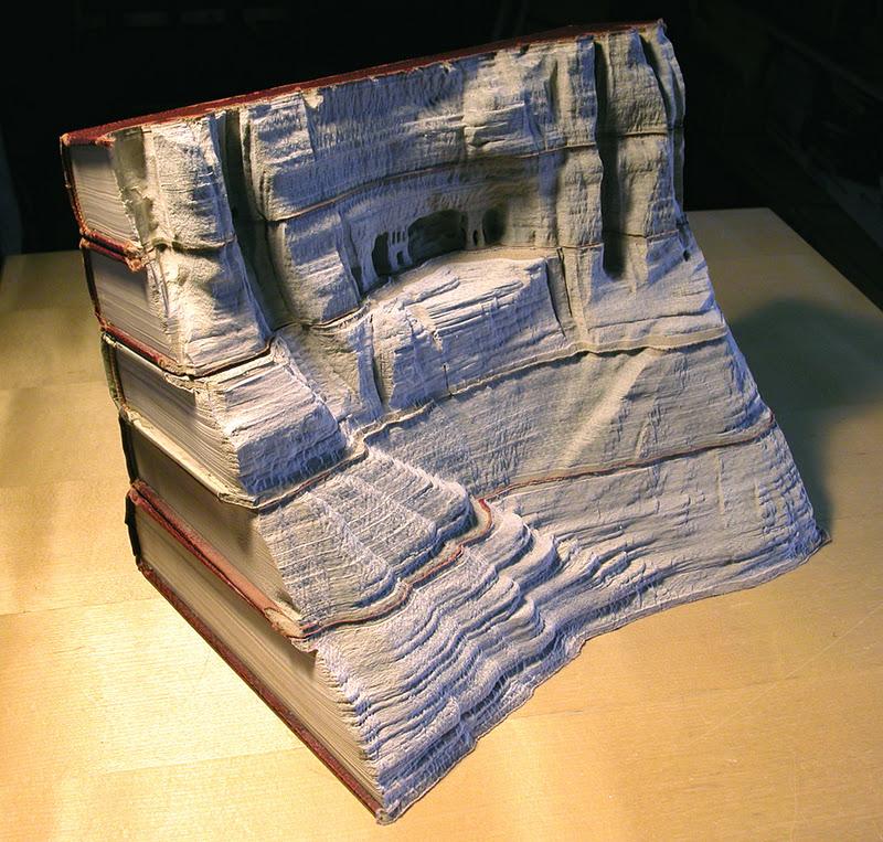 54 Книжные пейзажи