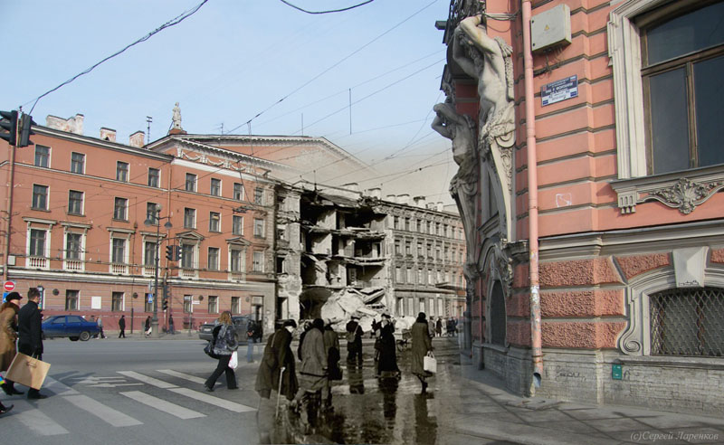 584 Эхо блокады Ленинграда