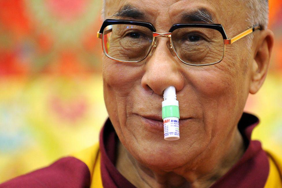 589 Все лица Далай ламы: духовный лидер, политик, изгнанник