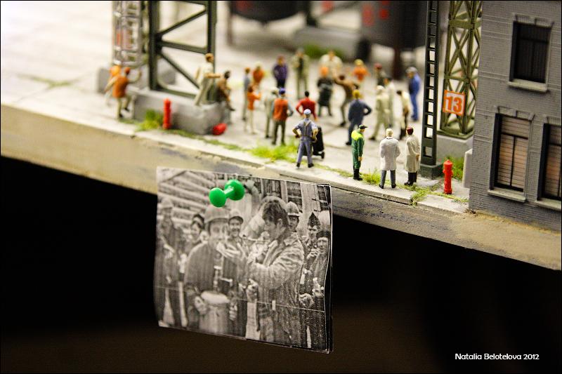 6111 Путешествие в игрушечную Россию: Гранд Макет на январь 2012