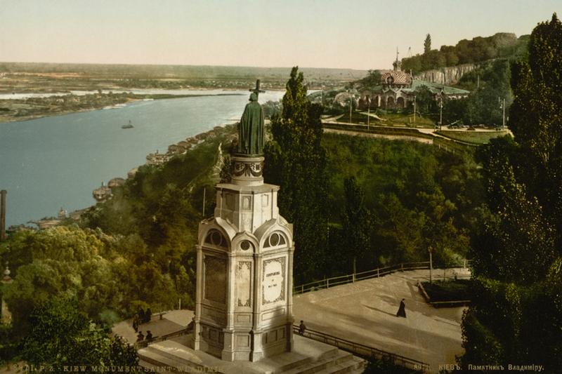 6118 Что изменилось в Киеве за последние 100 лет