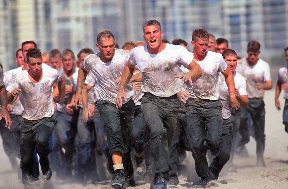 6133 Морские котики армии США
