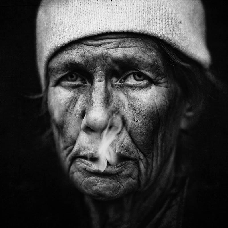 6136 Портреты бездомных от Ли Джеффриса