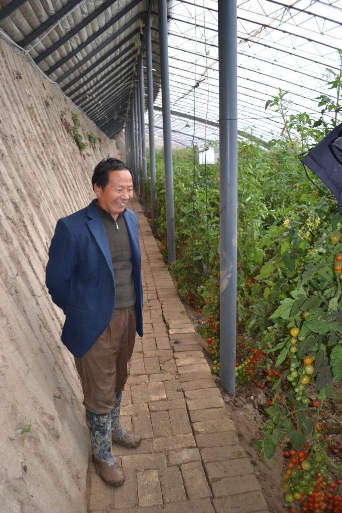 635 «Спокойная жизнь» китайского колхоза