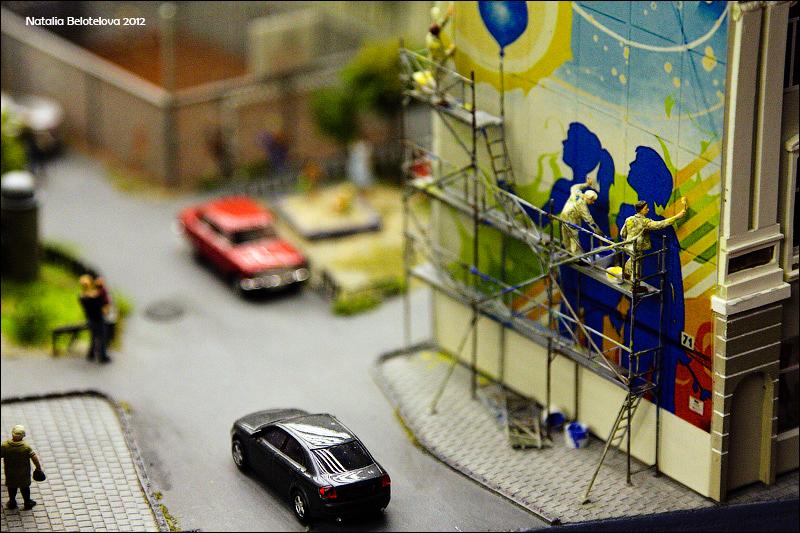639 Путешествие в игрушечную Россию: Гранд Макет на январь 2012