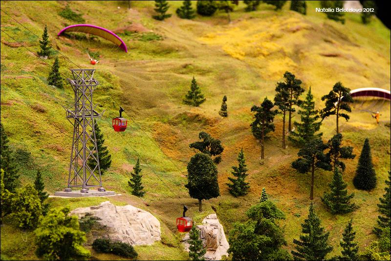 673 Путешествие в игрушечную Россию: Гранд Макет на январь 2012