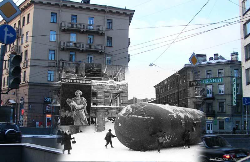 680 Эхо блокады Ленинграда