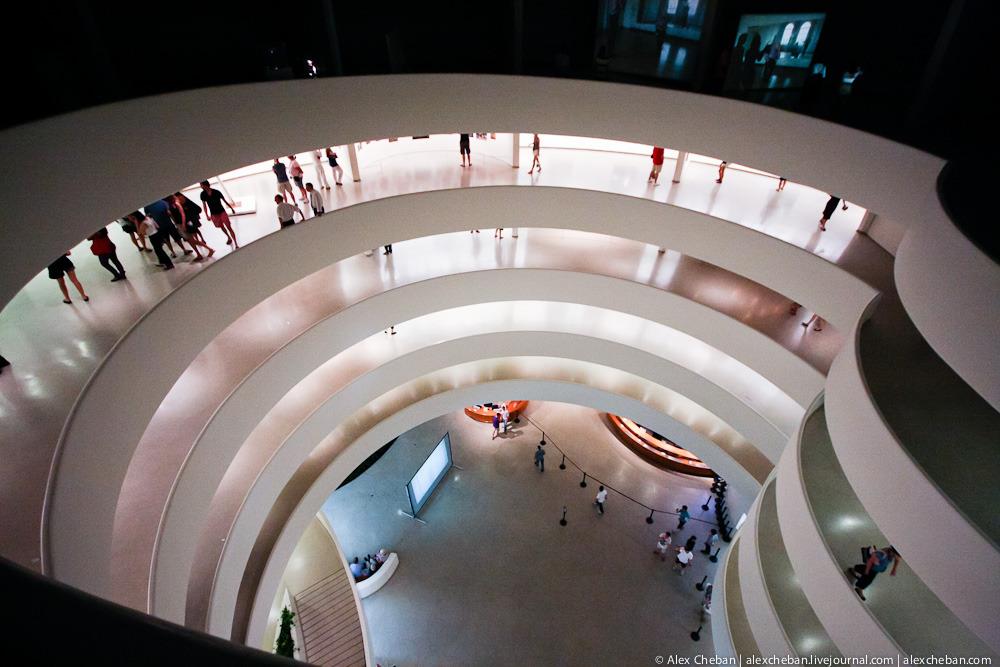 686 Музей Гуггенхайма: выбор Apple в городе Большого Яблока
