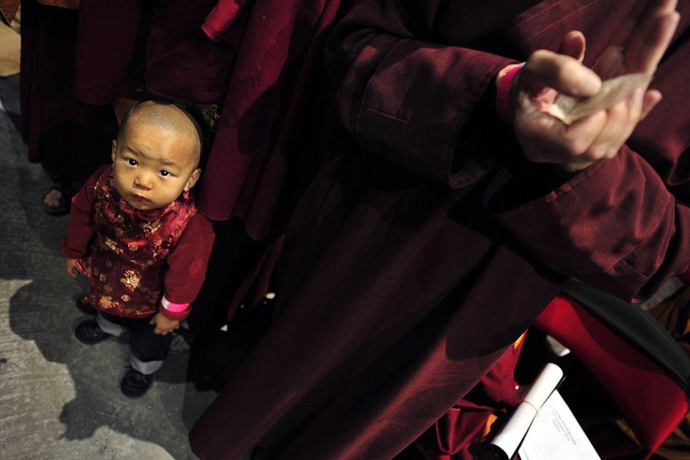 688 Все лица Далай ламы: духовный лидер, политик, изгнанник