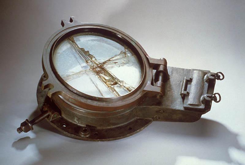 726 Коллекцию вещей с Титаника продадут с аукциона 1 апреля
