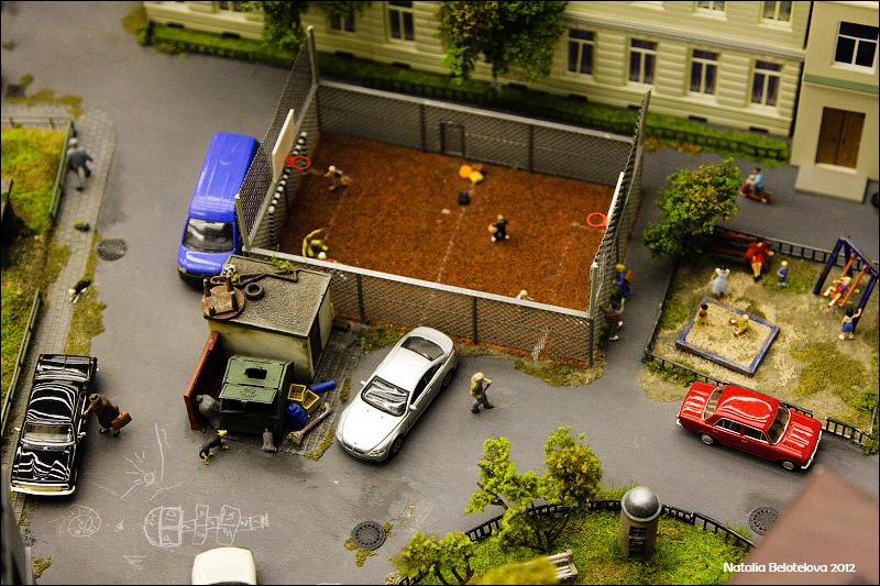 736 Путешествие в игрушечную Россию: Гранд Макет на январь 2012