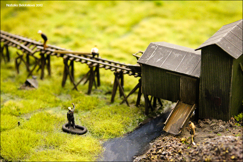 762 Путешествие в игрушечную Россию: Гранд Макет на январь 2012