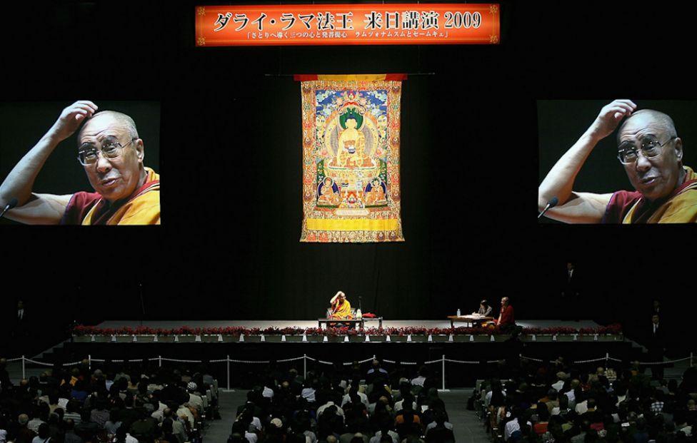777 Все лица Далай ламы: духовный лидер, политик, изгнанник