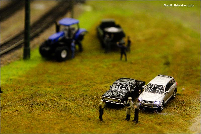 792 Путешествие в игрушечную Россию: Гранд Макет на январь 2012