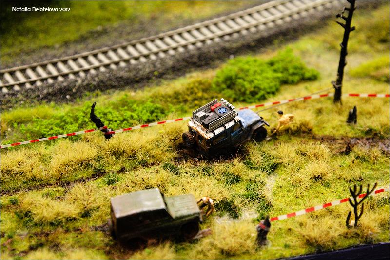 801 Путешествие в игрушечную Россию: Гранд Макет на январь 2012