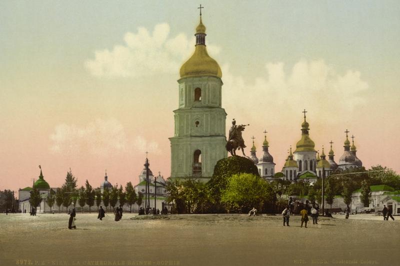 8101 Что изменилось в Киеве за последние 100 лет