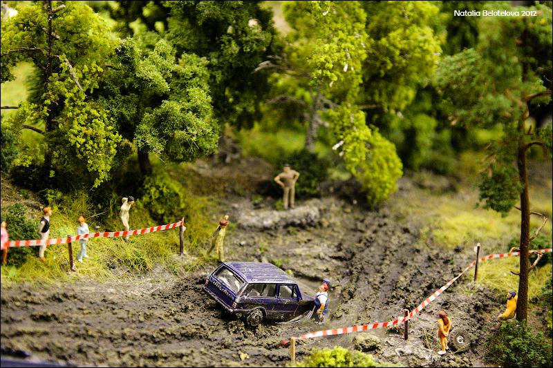 8111 Путешествие в игрушечную Россию: Гранд Макет на январь 2012