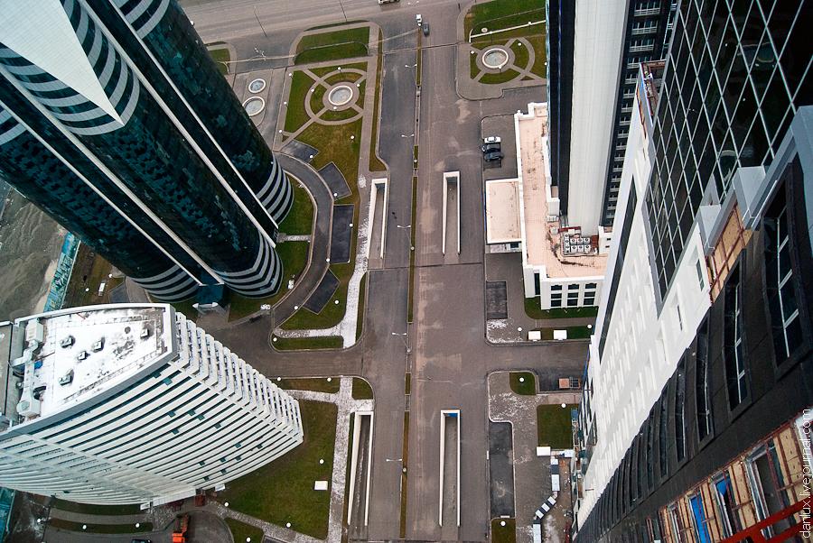 8124 Грозный Сити: Выше крыши