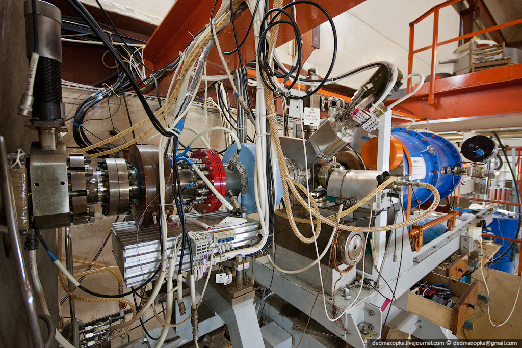 879 Институт Ядерной Физики (ИЯФ СО РАН)