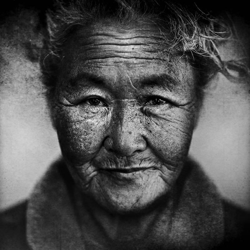 9106 Портреты бездомных от Ли Джеффриса