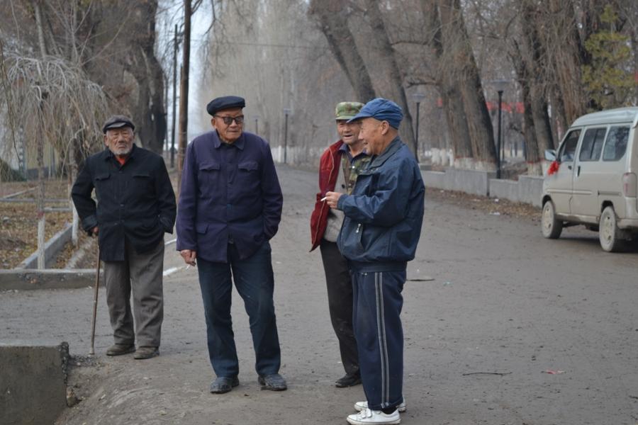 927 «Спокойная жизнь» китайского колхоза