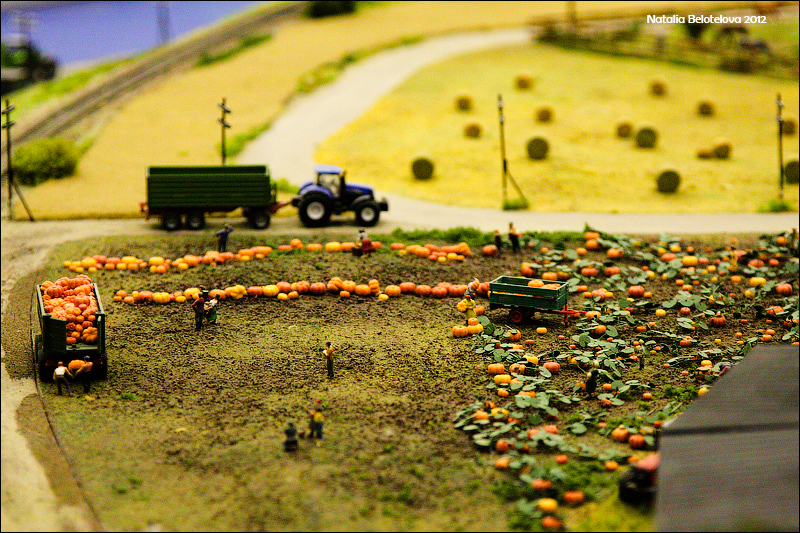 971 Путешествие в игрушечную Россию: Гранд Макет на январь 2012