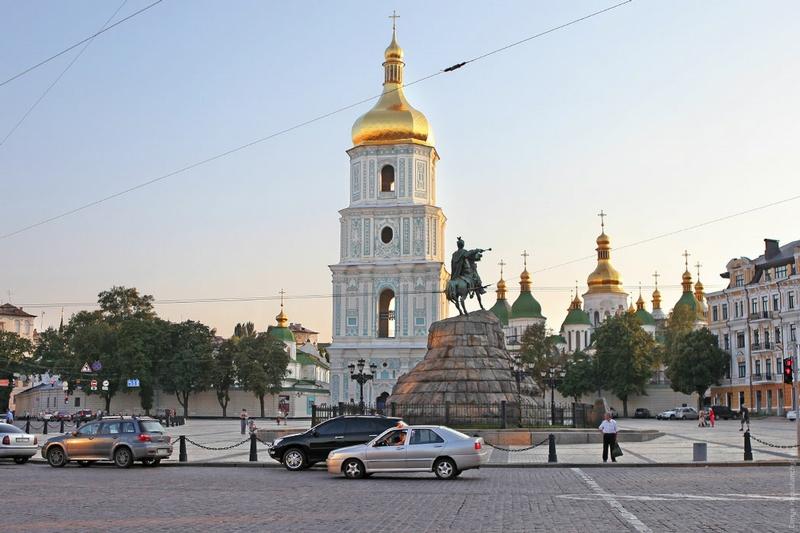 989 Что изменилось в Киеве за последние 100 лет