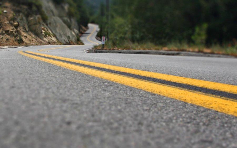 996 Пейзажи с автомобильных дорог