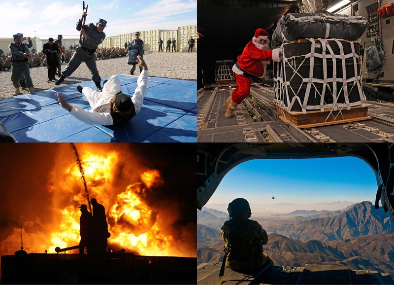 Фото из Афганистана за декабрь 2011года