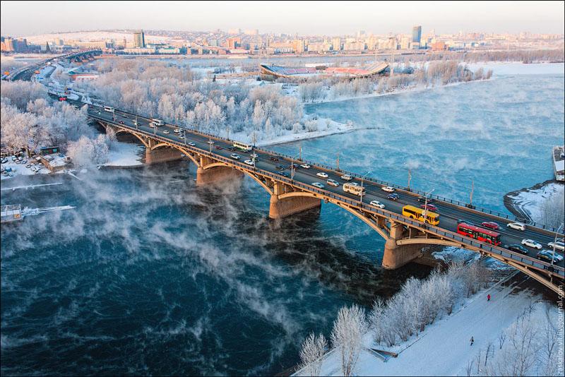 BIGPIC42 Высотный Красноярск