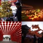 Подготовка к китайскому Новому году Дракона