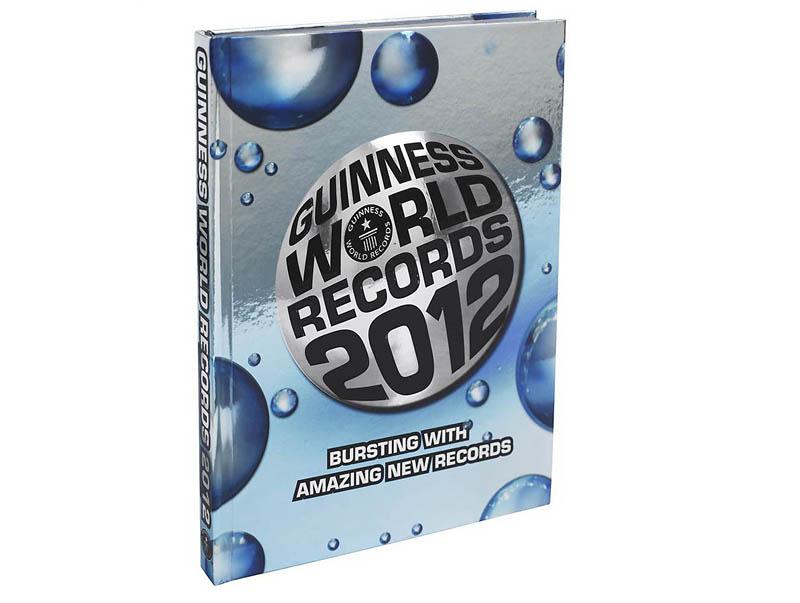 BIGPIC57 Книга Рекордов Гиннеса за 2012 год