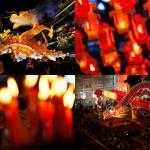 Китайский новый год дракона