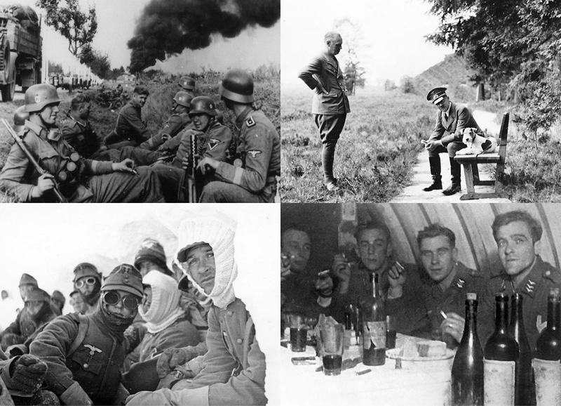 Занималисьли салдаты сексом на войне
