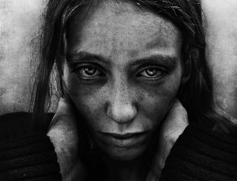 BIGPIC75 Портреты бездомных от Ли Джеффриса