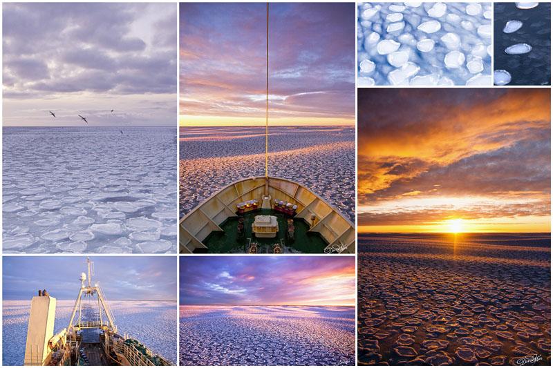 BIGPIC80 Природные красоты: Исландия во льдах