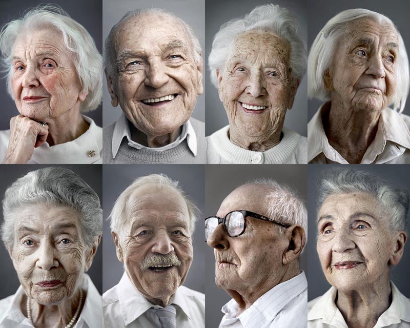 Фотопроект Карстен Тормелен: «Столетние»
