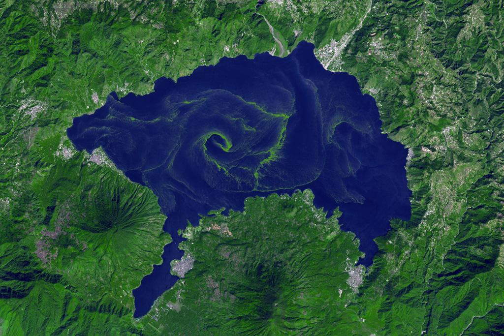 Lake Atitlan Guatemala101 Озеро Атитлан: Место, где радуга обретает цвета