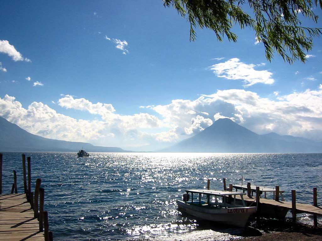 Lake Atitlan Guatemala41 Озеро Атитлан: Место, где радуга обретает цвета