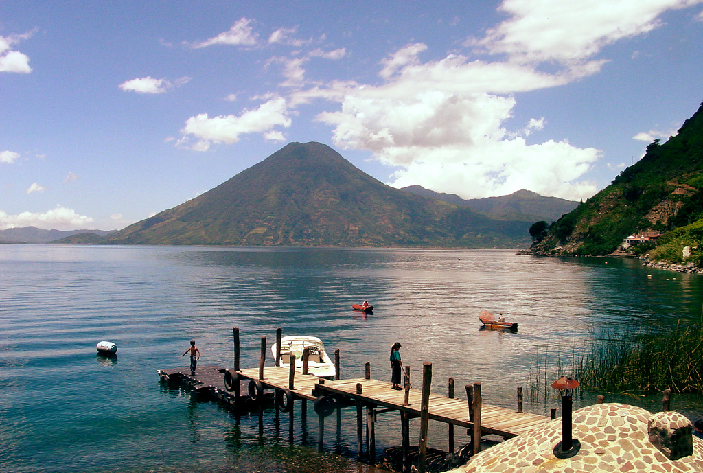 Lake Atitlan Guatemala91 Озеро Атитлан: Место, где радуга обретает цвета