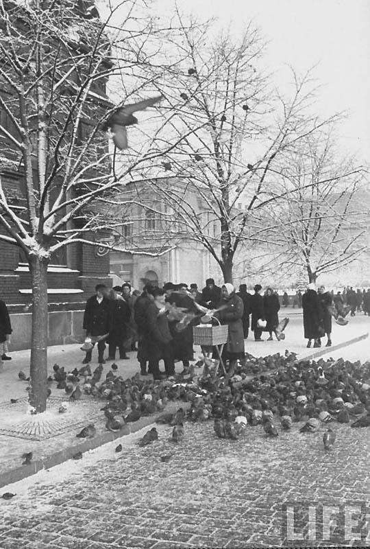 Moscow 07 Москва зимой 1959 года