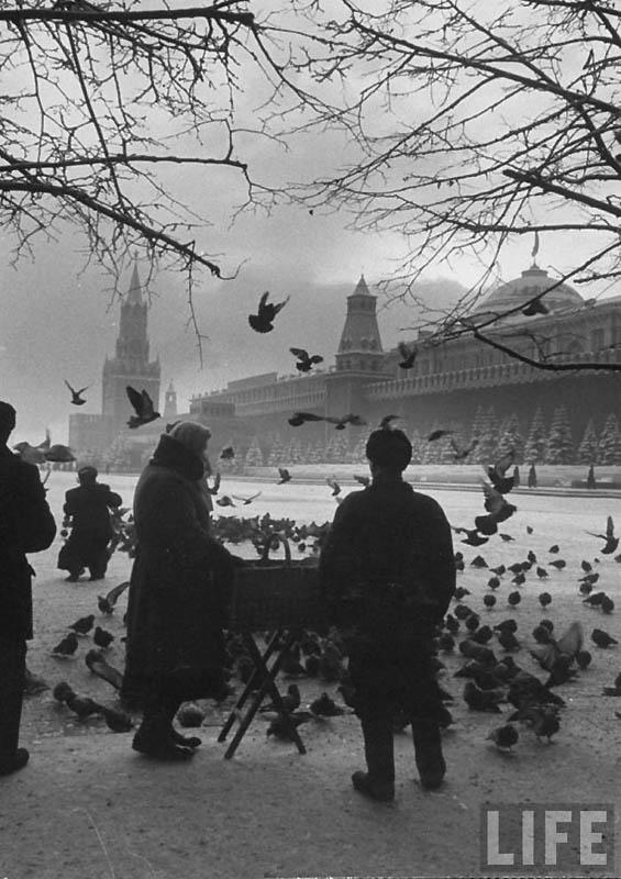 Moscow 08 Москва зимой 1959 года