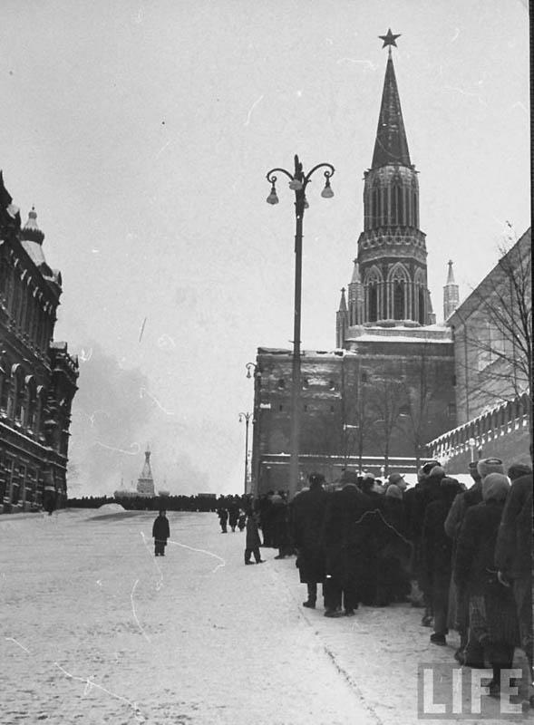 Moscow 26 Москва зимой 1959 года