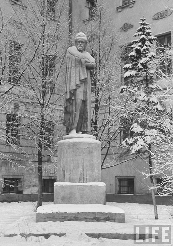 Moscow 28 Москва зимой 1959 года
