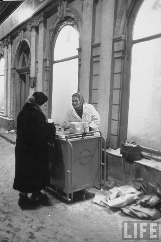 Moscow 32 Москва зимой 1959 года