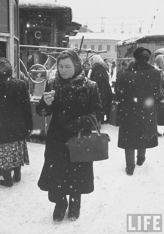 Moscow 43 Москва зимой 1959 года