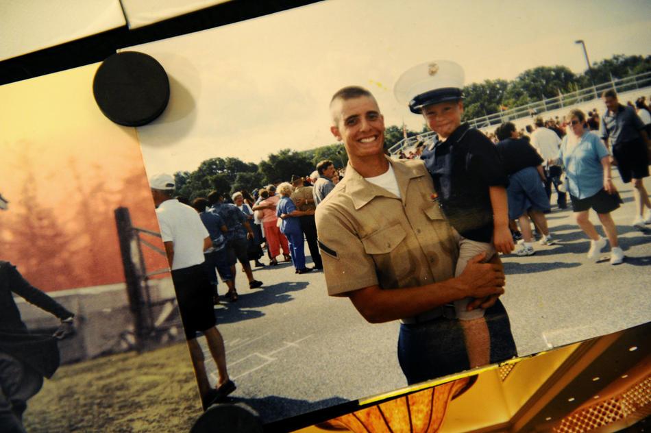 VET CFW 015x Добро пожаловать домой: история ветерана Скотта Острома